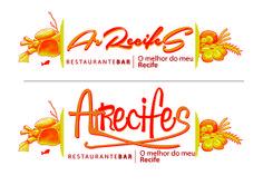 Estudo de marca para restaurante Arrecifes  Cliente: Arrecifes Restaurantebar