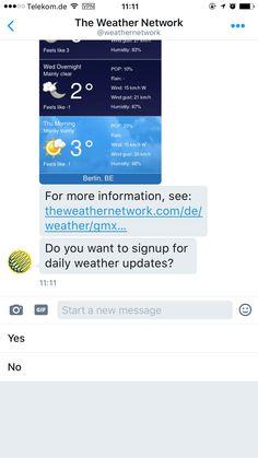 Die Zukunft von Twitter Direktnachrichten: Twitter Chatbots sind da.