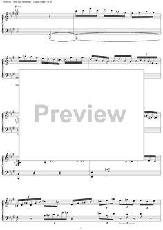 Mia and Sebastian's Theme - from La La Land Sheet Music Preview Page 3