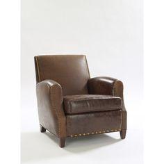 Leathercraft Parisian Leather Chair