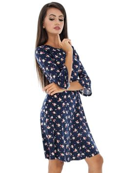 Aw17, Cold Shoulder Dress, Floral, Mall, Dresses, Fashion, Vestidos, Moda, Fashion Styles