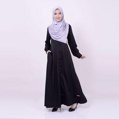 8 Katalog Gamis Nibras Terbaru Ideas Hijab Fashion Ethica