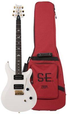 Paul Reed Smith Guitars DNJWPRS SE Dave Navarro Electric Guitar - Jet White Paul Reed Smith Guitars http://www.amazon.com/dp/B00BG300EG/ref=cm_sw_r_pi_dp_fSZovb189G8W1