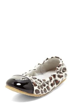 ..L'amour Cap Toe Ballet Flat by L'amour & Angel Shoes $ 23.00 on @HauteLook..