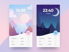 Weather App ==>> Link in bio to for a very special wire organization solution! Ui Design Mobile, App Ui Design, Interface Design, Page Design, Flat Design, Mobile Ui, Dashboard Design, User Interface, Design Design