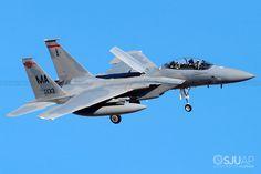 https://flic.kr/p/NrVDgy | 85-0133 | McDonnell Douglas F-15C Eagle USAF Nellis AFB, NV.