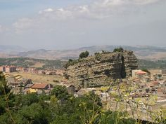 My parents hometown of Corleone Sicily. Most of my family is still there :)