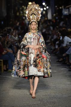 Dolce & Gabbana   Haute Couture - Autumn 2016   Look 20