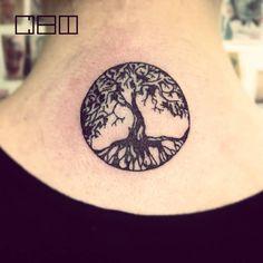 #chi #tattoo #kyiv #тату #Киев #tree #дерево жизни