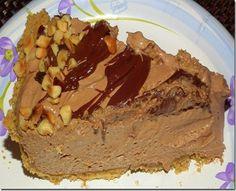 Nutella Chocolate Cream Pie by Katrina