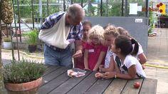 Kinderen van basisschool Startblok brengen een bezoek aan Verdeliet | filmpje van Wijktv de Valuwe