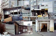 Plattenbau Umbau / Mod.