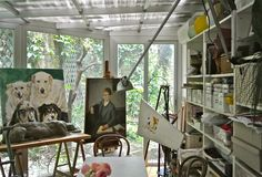 My atelier  Rome,Via Flaminia 497,00191