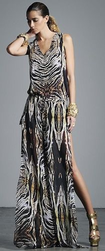 Look Boho chic or dress up the look