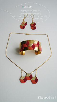 Bijoux cuir
