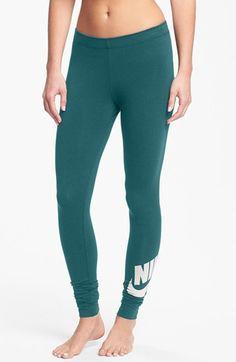 Nike 'Leg-A-See Signal' Leggings | Nordstrom