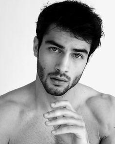 Aleksandar Rusic Beautiful Women Quotes, Beautiful Men Faces, Strong Women Quotes, Gorgeous Men, Handsome Men Quotes, Handsome Arab Men, Hot Men, Sexy Men, Moustache