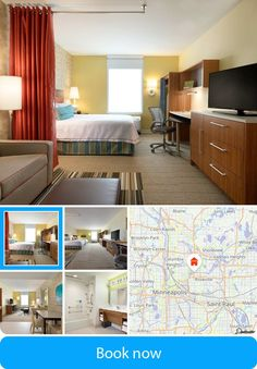 Home2 Suites by Hilton Roseville Minneapolis (Roseville, USA) – Book this hotel at the cheapest price on sefibo.