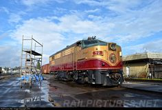 RailPictures.Net Photo: NVRR 72 Napa Valley Railroad MLW FPA4 at Napa, California by J.PO