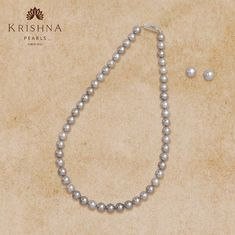 Product Code:JPSM2605, Contact us on +91 9248036721. Grey Pearls Necklace set stringed nicely enhance Posh Feminine style. #krishnapearls #graypearl #graypearls #graypearlnecklace #pearlnecklace #pearlearrings #pearls #pearljewelry #pearljewellery #pearlph #pearls #pearlbeads #pearlstring #pearlstringing #pearlstrings #pearlset #pearlsets #pearlstuds #pearlstud #pearlstudearrings #freshwaterpearlnecklace #originalpearls #necklacesets #freshwaterpearlearrings #naturalpearls #purepearls Pearl Necklace Set, Pearl Set, Freshwater Pearl Necklaces, Pearl Stud Earrings, Pearl Studs, Pearl Jewelry, Feminine Style, Pure Products, Grey