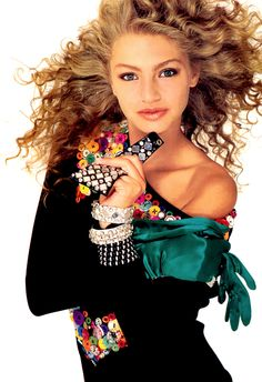 Kei Ogata for Mademoiselle magazine, November Dress by Patrick Kelly. 80s And 90s Fashion, Funny Fashion, Michaela Bercu, Mademoiselle Magazine, Kelly Fashion, Women's Fashion, African American Fashion, Vogue Magazine, Fashion Images