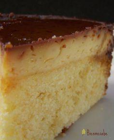 Torta de quesillo Venezolana