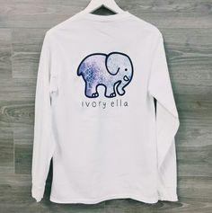 White Ivory Ella shirt
