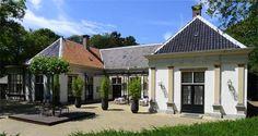 Restaurant Landgoed Groenendaal - Top Trouwlocaties - Landgoed Groenendaal, Heemstede #trouwlocatie #trouwen #feestlocatie
