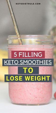 Keto Smoothie Recipes, Ketogenic Recipes, Keto Recipes, Keto Shakes, Low Carb Drinks, Piel Natural, Coconut Smoothie, Keto Drink, Keto Meal Plan