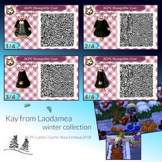 548 Best Animal Crossing Qr Clothes Images In 2020