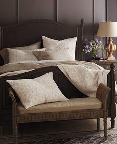 Master Bedrooms at Garnet Hill