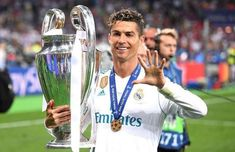 Cristiano Ronaldo has signed for Juventus after the Italian champions agreed a fee of around with Real Madrid to bring an end to a hugely successful nine-year stay at the Bernabeu. Champions League Trophy, Liverpool Uefa Champions League, Ronaldo Champions League, Real Madrid Champions League, Lionel Messi, Cristiano Ronaldo Real Madrid, Cristiano Ronaldo 7, Ronaldo Juventus, Juventus Soccer