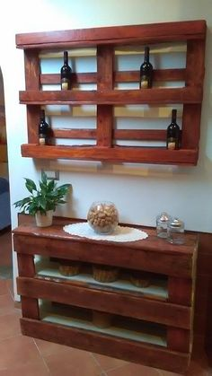 A Major characteristic of wooden pallet ideas is DIY. DIY is the do it yourself technique for home interior design with pallet ideas.