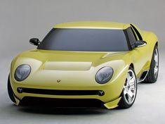 Lamborghini Miura Concept Foto 6 di 7