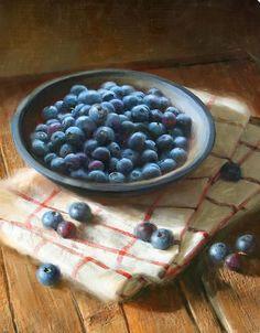 Robert Papp | OIL | Blueberries
