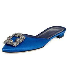 40c5b68ee84  29.98 - Mavirs Mule Slippers for Women