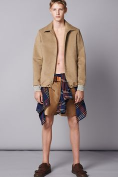 See the complete Acne Studios Spring 2015 Menswear collection.