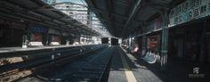 Trainstation - V2