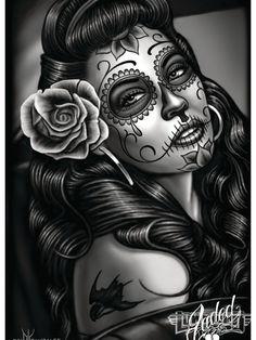 David Gonzales Feature Artist Artwork