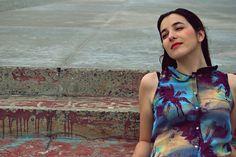 flamartina primavera 2014  camisa gasa estampada // rosario argentina
