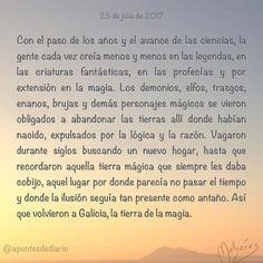 25 de julio de 2017 : #MicrocuentoZ #: #DíaDeGalicia #fantasía #galicia #leyendas #microcuento #microrrelato #microcuentos #microcuentos2017  #apuntesdediario #cuento #breve #literatura #relato #texto #julio #201707 #atardecer #sunset #cielo #naranja