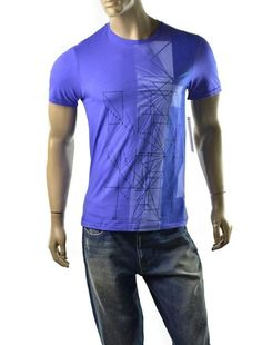 Calvin Klein T Shirt Mens Crew Short Sleeve Graphic Size S Tee Shirts CK  Jeans b5992467be