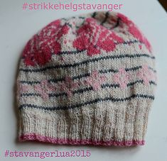 Ravelry: Stavangerlua 2015 pattern by Pinneguri