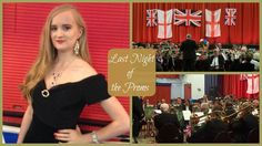 LAST NIGHT OF THE PROMS - VLOGTOBER DAY 3 | MoreRetroBombshell