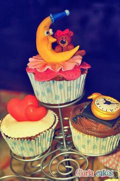 Cupcakes www.facebook.com/GloriaCakes www.gloriacakes.com #Cupcakes