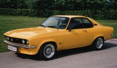 RE: Opel Manta GTE: Spotted - PistonHeads