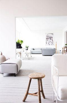 light living space.