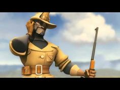el lince perdido dibujos animados spanish - YouTube