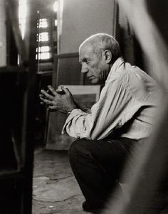 HERBERT LIST (1903–1975) Pablo Picasso, Paris 1948