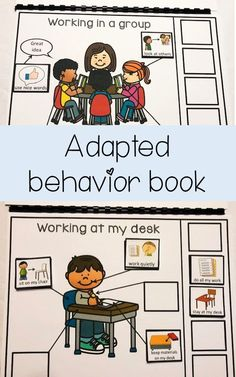 Are you looking for a hands on activity to teach social skills and behavior to students with autism? Use these autism printables for students to match visuals to correct behaviors in this adapated activity. These visual printables can be placed in file folders and used over and over to provide repetition and to use across multiple students. #socialskills #visualsupports #behaviorvisuals #behaviorinterventions #autism Social Stories Autism, Social Skills Autism, Social Skills Lessons, Teaching Social Skills, Social Emotional Learning, Life Skills, Special Education Behavior, Social Behavior, Coping Skills Activities